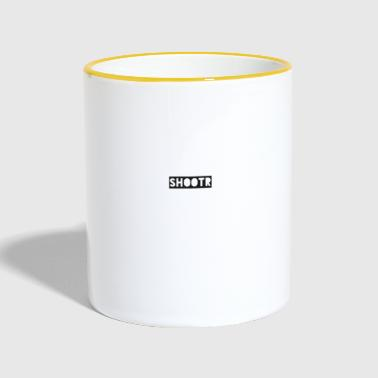 Shootr Wear - Mug contrasté
