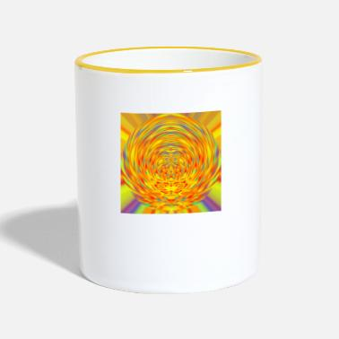 Nirvana Nirvana - Two-Tone Mug
