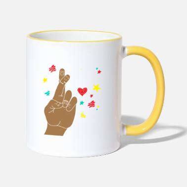 Best Friends Best Friend - Best Friend - Two-Tone Mug