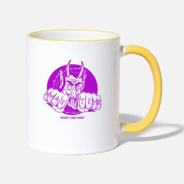 Baddest Xmas Time, It is! Merry Christmas. - Two-Tone Mug