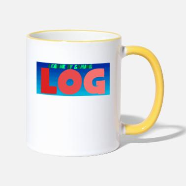 League Game League of gaming - Two-Tone Mug