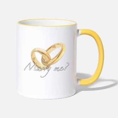 Marry Marry - Two-Tone Mug