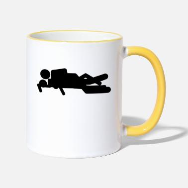 Sex Sex positions - Two-Tone Mug