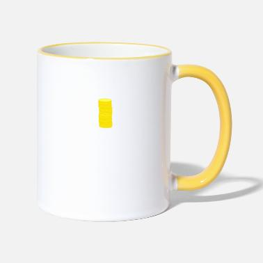 Pwnd Skill money - Two-Tone Mug