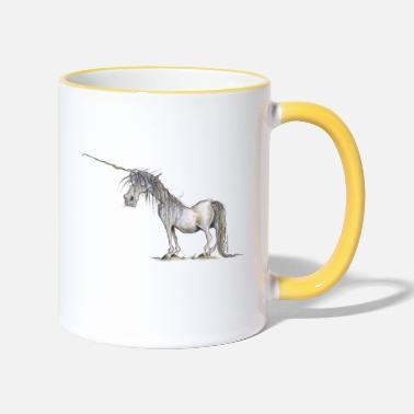 The Last Unicorn - Two-Tone Mug