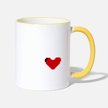 You are the css to my html - Two-Tone Mug