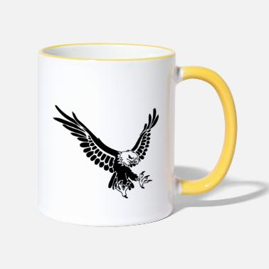 Eagles eagle - Mug bicolore