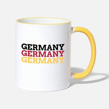 Germany GERMANY - Two-Tone Mug