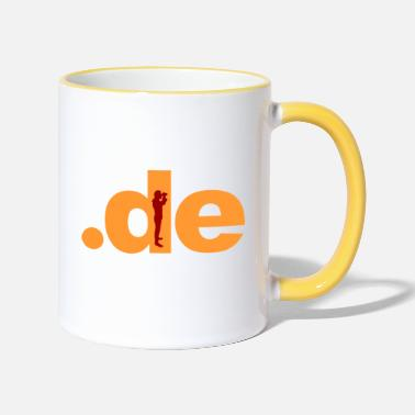 Search Search - Two-Tone Mug