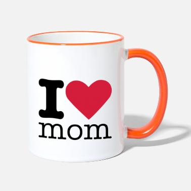 Love I Love Mom - Contrast krus