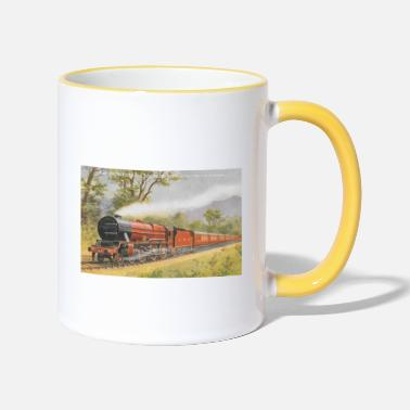 Engine british legion - Two-Tone Mug