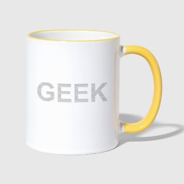GEEK WEAR - Mug contrasté