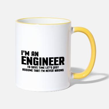 I'm An Engineer - Contrast krus