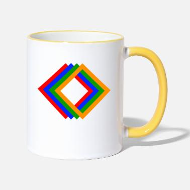 Signs Sign - sign - Two-Tone Mug