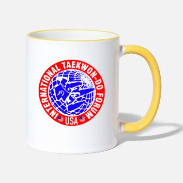 Forum ITF FORUM USA - Two-Tone Mug