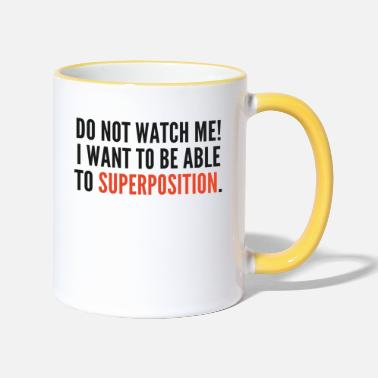 Superposition - Two-Tone Mug