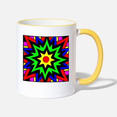 Colorcontest Laid To Ruin - Two-Tone Mug