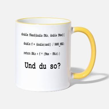 Program Programming / coding and you like that? - Two-Tone Mug