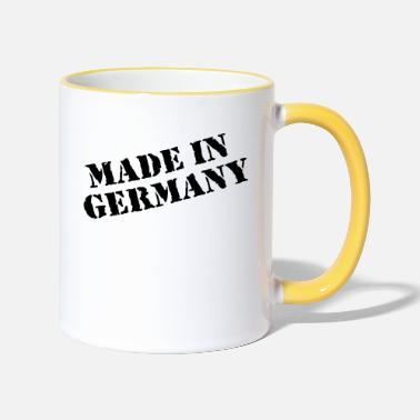 Made In Germany MADE IN GERMANY - Two-Tone Mug