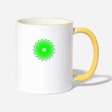 Spinnn Project spin - Two-Tone Mug