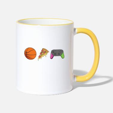 #weekend - Two-Tone Mug