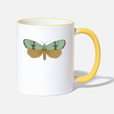 115 Butterfly 115 - Two-Tone Mug