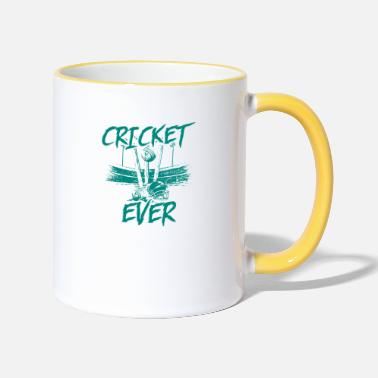 Ever Cricket Ever - Tazza bicolor