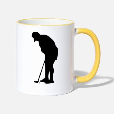 Putter Golf Putter - Mok tweekleurig
