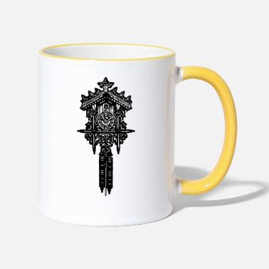 Schland Cuckoo clock - Two-Tone Mug