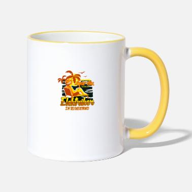 Home &amp ELECTRICIAN IN RETAIL TRADE - Two-Tone Mug