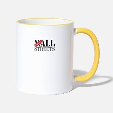 Critical Theory You Must Besiege All The Streets! - Two-Tone Mug