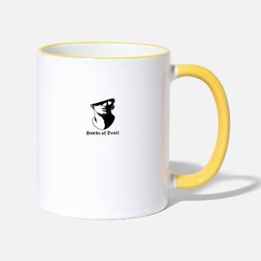 Sinner The sinner - Two-Tone Mug