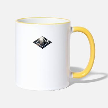 Forest Forest forests in the forest - Two-Tone Mug