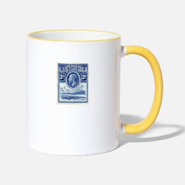 Vintage Collection V2 Stamp - Two-Tone Mug