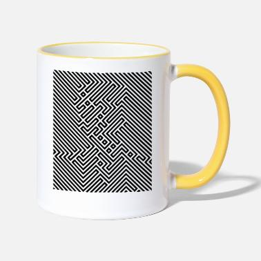 Optics OPTICS - Two-Tone Mug