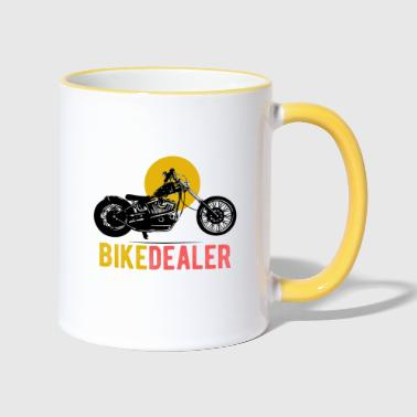 Dealer Bike · LogoArt - Tazze bicolor