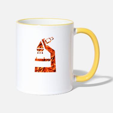 Microscope microscope - Two-Tone Mug