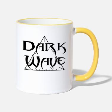 Dark Wave Dark Wave - Two-Tone Mug