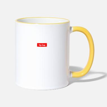 Classic hip hop - Two-Tone Mug