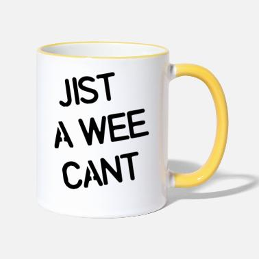 Cant Faking Cants - Two-Tone Mug