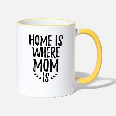 Mother's Day - Contrasting Mug