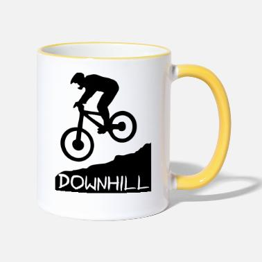 Biking Downhill biking - Kontrasti-muki