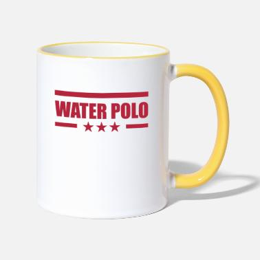Waterpolo Water Polo - Mug bicolore