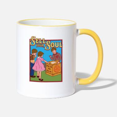 Soul Sell your soul - Sell your soul - Two-Tone Mug