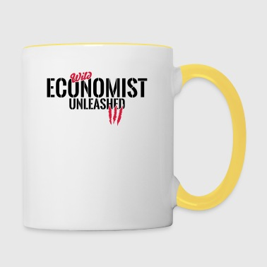Wild business unleashed - Contrasting Mug