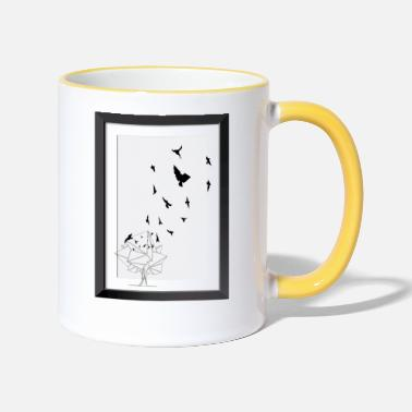 Trees The Tree / The Tree - Two-Tone Mug