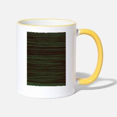 Strips strip - Two-Tone Mug