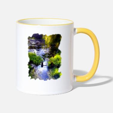Pond The pond - Two-Tone Mug