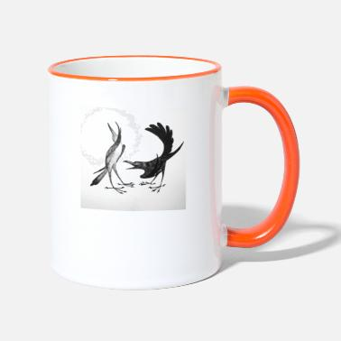Illustration Illustration - Tasse zweifarbig