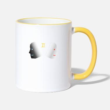 Gemini Gemini - The Gemini - Two-Tone Mug